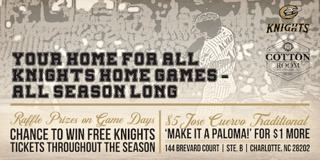 Your Home for Knights Baseball Action! tickets