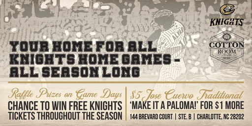 Your Home for Knights Baseball Action!