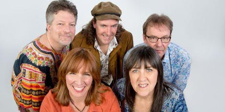 The Large Flowerheads tickets