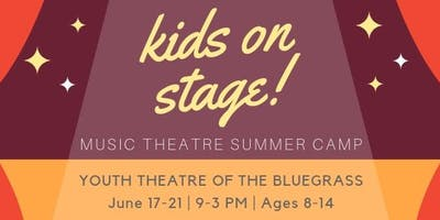 Project Encore Music Theatre Summer Camp 2019