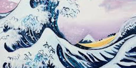 Paint The Great Wave! Battersea, Friday 28 June tickets