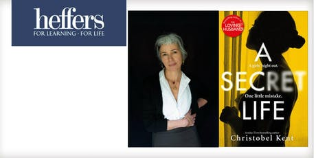 Book Launch: 'A Secret Life' by Christobel Kent tickets