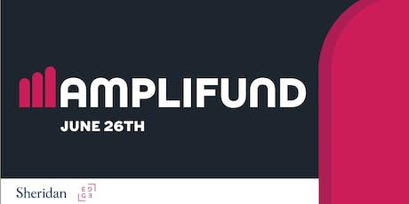 Amplifund 2019 tickets
