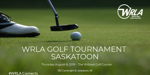 2019 WRLA   Golf Tournament Saskatoon