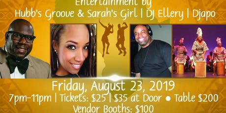 Jazz Soul Africa, Entertainment by Hubb's Groove & Sarah's Girl tickets