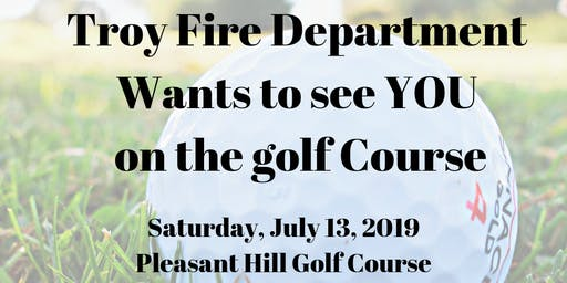 20th Annual Troy Firemen's Association Golf Outing