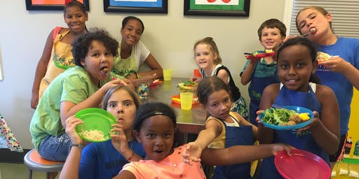 Doctor Yum's Cooking Adventure Camp for 7-12 year olds