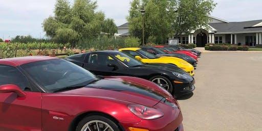 4th Annual Corvette Rally