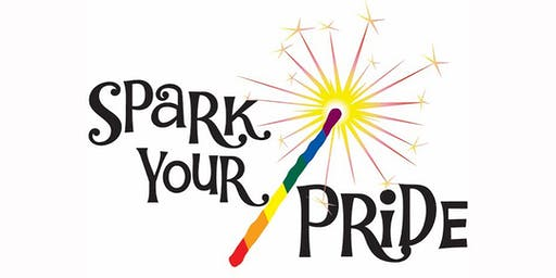 Spark Your Pride: Sharing Our Stories, Celebrating Our Lives