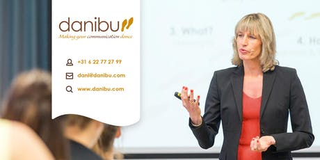 Communication & Presentation Training (1.5 days) tickets