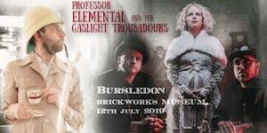 Prof Elemental & The Gaslight Troubadours   Fri 12th...