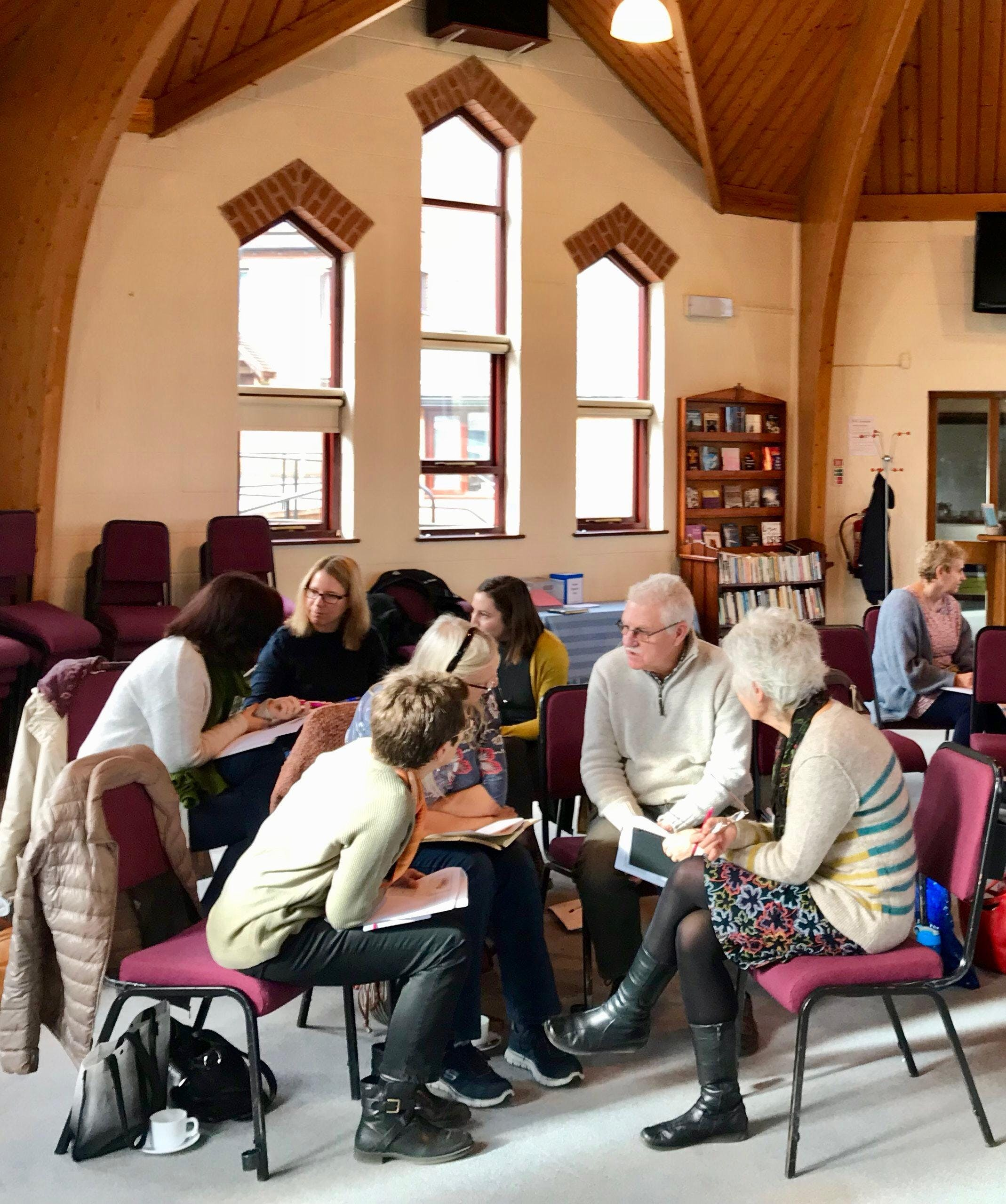 Workshop Cardiff Trauma the Brain and Recovery