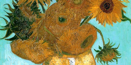 Paint Van Gogh with Prosecco! Liverpool Street, Tuesday 18 June tickets