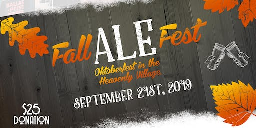 Fall Ale Fest & Chicken Wing Contest