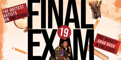 Final Exam 19 Presents HITMAKER D-AYE LIVE