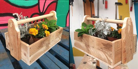 Intro to Woodwork: Toolbox tickets