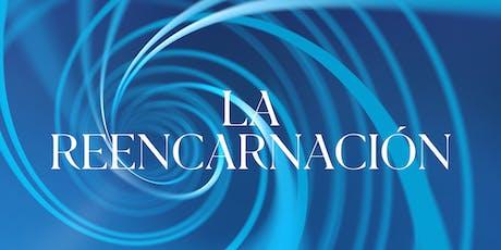 REENCARNA16| Reencarnación| Tecamachalco | 8:30 pm entradas