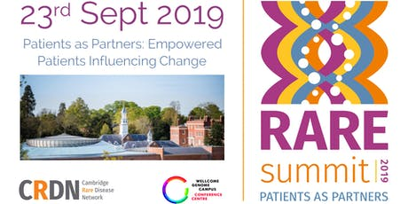 CRDN RAREsummit19 tickets