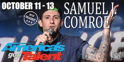 AGT Comedian Sam Camroe Live in Naples, Florida