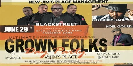 Ultimate Grown Folks DAY PARTY tickets