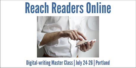Reach Readers Online in Portland tickets