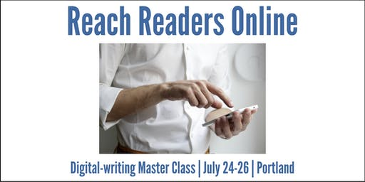 Reach Readers Online in Portland