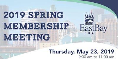 East Bay EDA 2019 Spring Membership Meeting