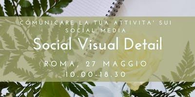 CORSO SOCIAL VISUAL (Social Media e Visual Merchandising)