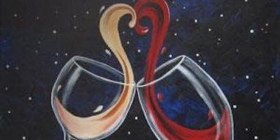 Paint at Brandywine Creek Winery- May 25