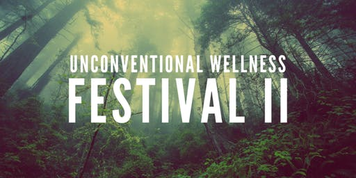 Unconventional Wellness Festival in the Park