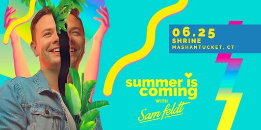 I Love Tuesdays feat. Sam Feldt 6.25.19