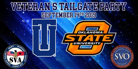 University of Tulsa Veteran's Tailgate tickets