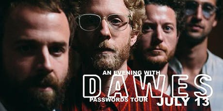 An Evening With Dawes: Passwords Tour tickets