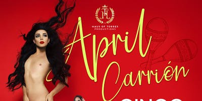 April Carrion in Ottawa! May 5th 2019