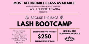 Lash BootCamp - 1 Day Beginner Eyelash Extension...