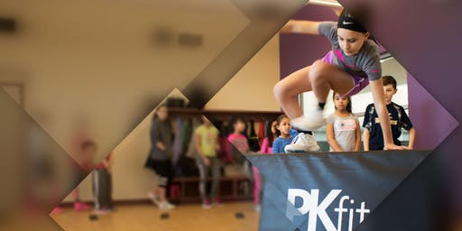 Summer Session PKfit: Obstacle Fitness for Kids at BBA!