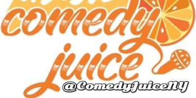 FREE ADMISSION - Comedy Juice @ Gotham Comedy Club