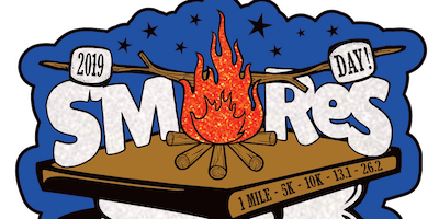 2019 S'mores Day 1 Mile, 5K, 10K, 13.1, 26.2 -San Francisco