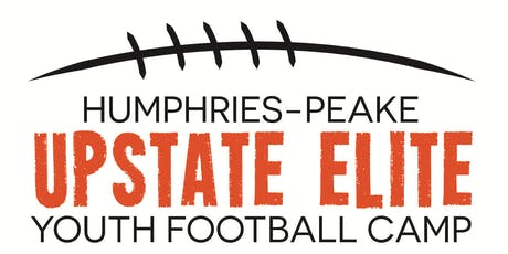 2019 Humphries-Peake Upstate Elite Youth Football Camp tickets