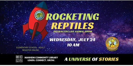 Rocketing Reptiles