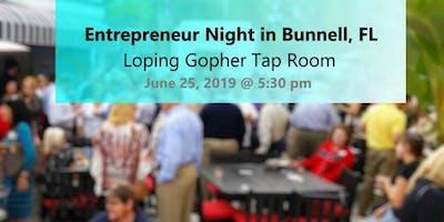 Entrepreneur Night at Loping Gopher