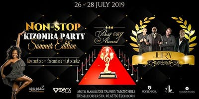 Non-stop kizomba Party summer edition