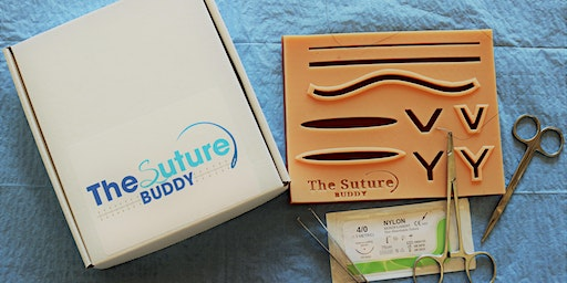 The Suture Buddy® Suture Training Workshop