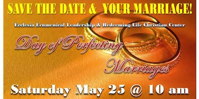 Day of Perfecting Marriages Conference
