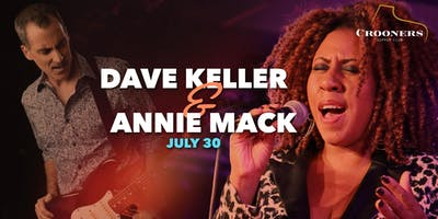 Dave Keller and Annie Mack
