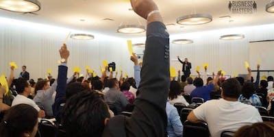 Conferencia: ¿Cómo Crear Un Negocio Rentable En 90 Días ?