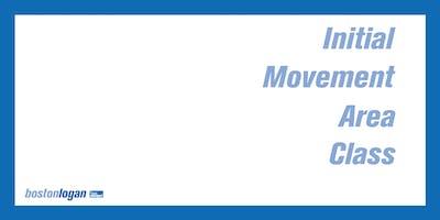 Class 2/3 Initial Movement Area Orientation Class   Tuesdays