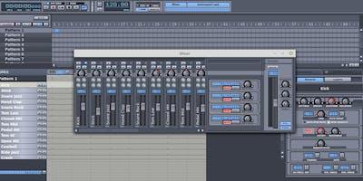 Computer Drumming: An Intro to Drum Machine Software with Hydrogen