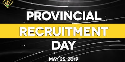 Simcoe - Provincial Recruitment Day (AM Session)