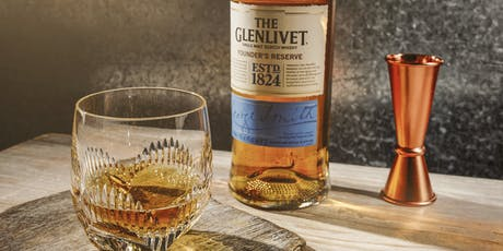 The Glenlivet & Martell Portfolio Tasting with Ambassador Keith Trusler tickets